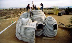 construction ecodome